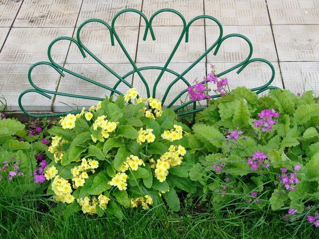 Картинки по запросу заборчики садовые фото